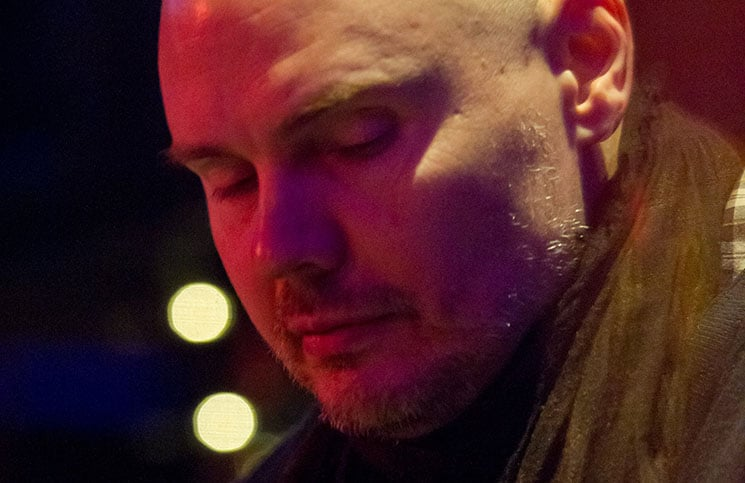 Billy Corgan Acoustic Showcase Concert at Le Chat in Lisbon
