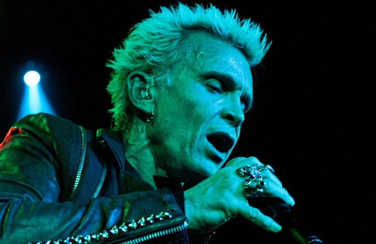 "Billy Idol: Details zu ""Kings & Queens of the Underground"" - Musik News"