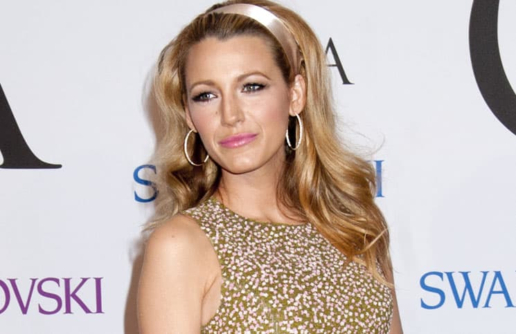 Blake Lively - 2014 CFDA Awards in New York City