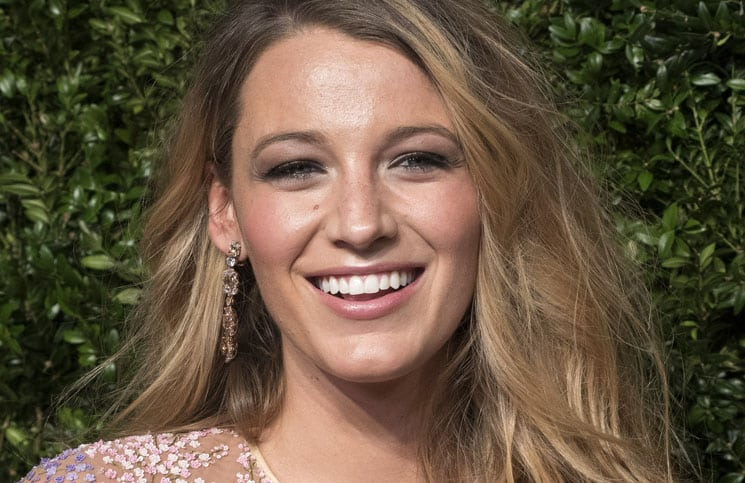 Blake Lively - 2014 God's Love We Deliver, Golden Heart Awards