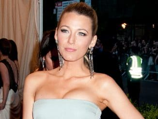 """Blake Lively - """"PUNK: Chaos to Couture"""" Costume Institute Gala"""