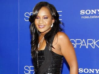 "Bobbi Kristina Brown - ""Sparkle"" Los Angeles Premiere - Arrivals"