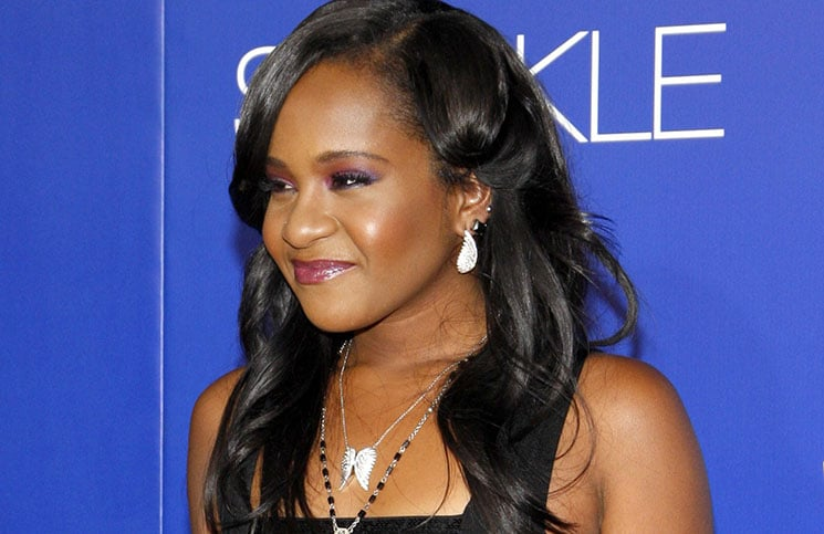"Bobbi Kristina Brown - ""Sparkle"" Los Angeles Premiere"