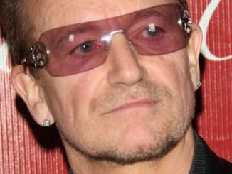 Bono - 25th Annual Palm Springs International Film Festival