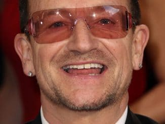 Bono - 86th Annual Academy Awards - Arrivals