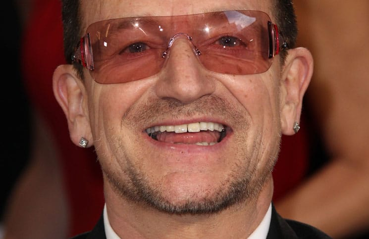 """U2"": ""Songs of Experience"" bald fertig - Musik News"