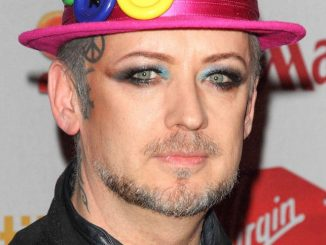 Boy George - Attitude Magazine Awards 2014