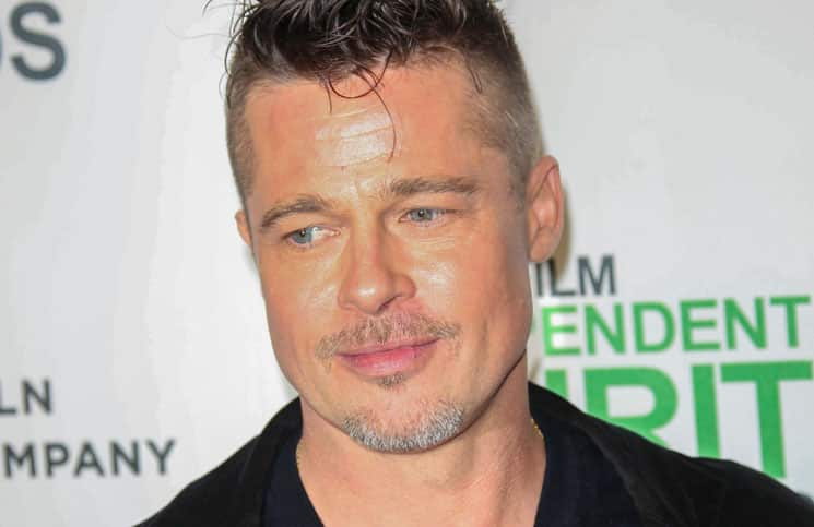 Brad Pitt - 2014 Film Independent Spirit Awards