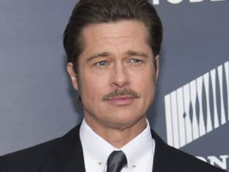 "Brad Pitt - ""Fury"" Washington D.C. Premiere - Arrivals"