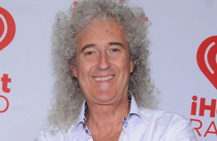 Brian May - iHeartRadio Music Festival Las Vegas 2013 - Day 1 - MGM Grand Arena