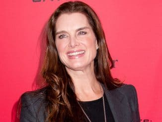 "Brooke Shields - ""The Hunger Games: Catching Fire"" New York City Special Screening"