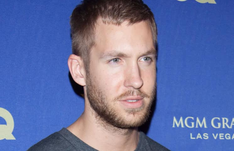 Calvin Harris - Hakkasan Las Vegas Grand Opening Celebration