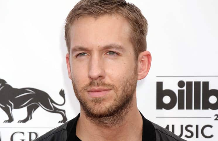 Calvin Harris - 2014 Billboard Music Awards