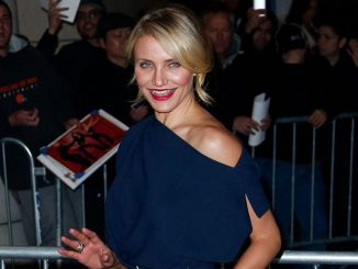 """Cameron Diaz - """"The Other Woman"""" New York City Screening - Outside Arrivals"""