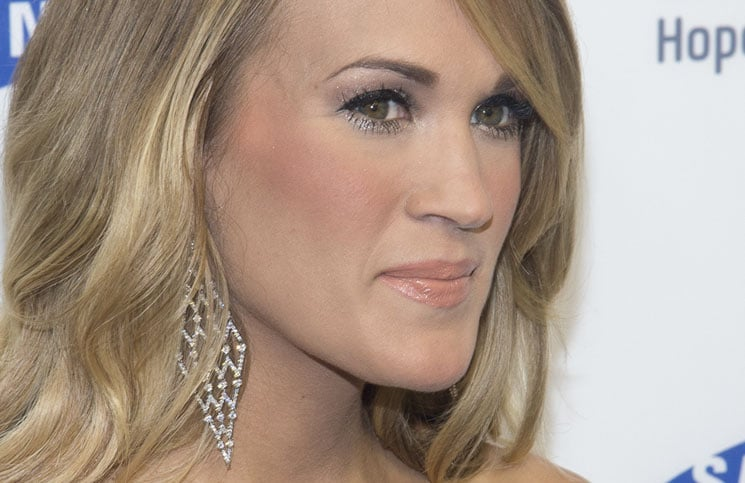 Carrie Underwood - Samsung Hope For Children Gala 2014