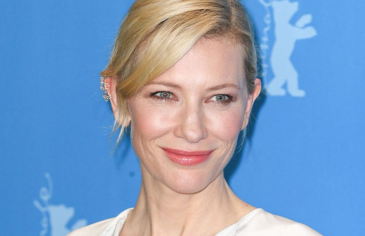 Cate Blanchett - 65th Annual Berlinale International Film Festival