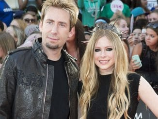 Chad Kroeger and Avril Lavigne - 2013 MuchMusic Video Awards
