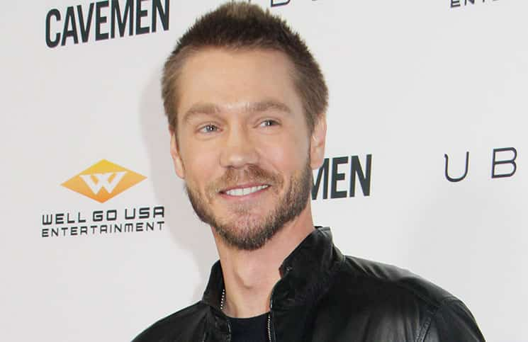 "Chad Michael Murray - ""Cavemen"" Los Angeles Premiere - Arrivals"
