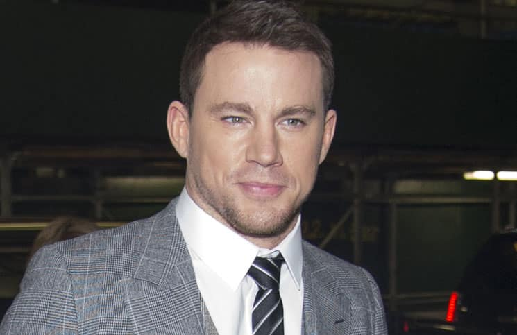 "Channing Tatum - The Cinema Society Host A Screening of Sony Pictures Classics ""Foxcatcher"""