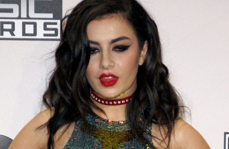 Charli XCX - 2014 American Music Awards