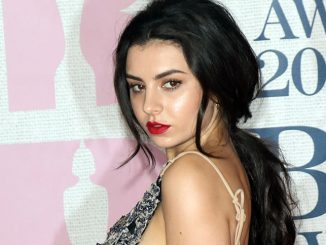 Charli XCX - BRIT Awards 2015 - Arrivals