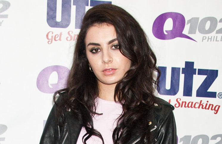 Charli XCX in Concert at Q102's Performance Theatre in Bala Cynwyd