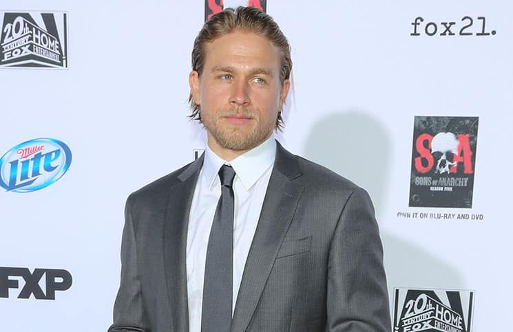 """Charlie Hunnam - FX's """"Sons of Anarchy"""" Season 6 Premiere Screening"""