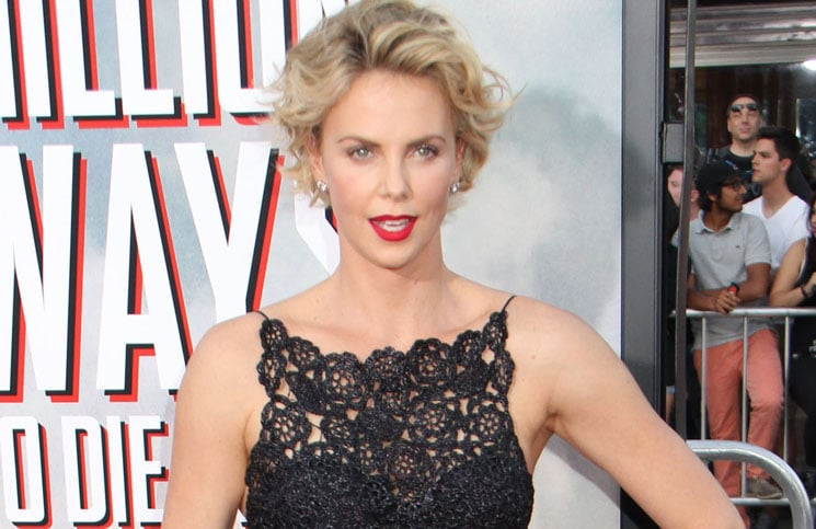 "Charlize Theron - ""A Million Ways To Die In The West"" Los Angeles Premiere"
