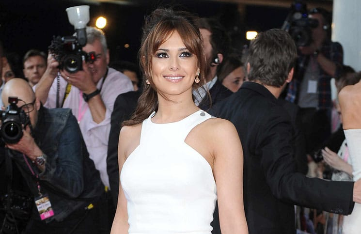 """Cheryl Cole - """"What to Expect When You're Expecting"""" UK Premiere"""