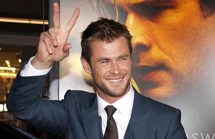 "Chris Hemsworth - ""Blackhat"" Los Angeles Premiere"