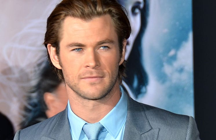 "Chris Hemsworth - ""Thor: The Dark World"" Los Angeles Premiere"