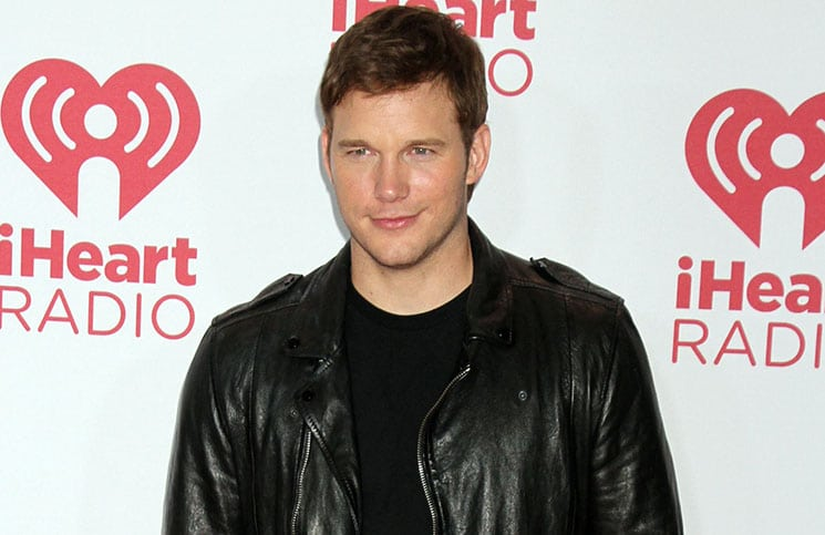 Chris Pratt - iHeartRadio Music Festival Las Vegas 2014 - Day 2 - Press Room