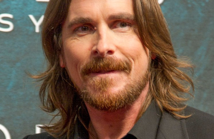"Christian Bale - ""Exodus: Dioses y Reyes"" (""Exodus: Gods and Kings"") Madrid Premiere"