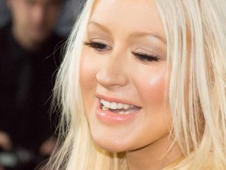 "Christina Aguilera - NBC's ""The Voice"" Season 4 Premiere Screening"