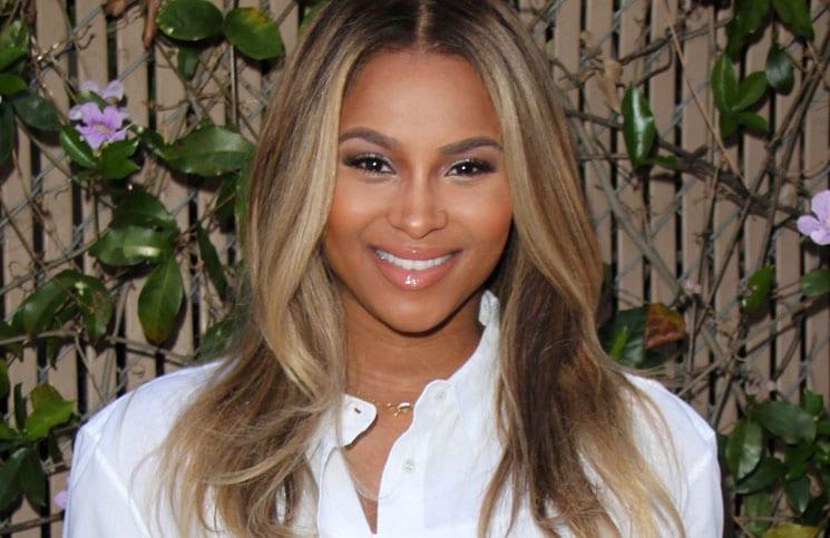 Ciara - Safe Kids Day Los Angeles 2014