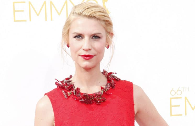 Claire Danes - 66th Annual Primetime Emmy Awards