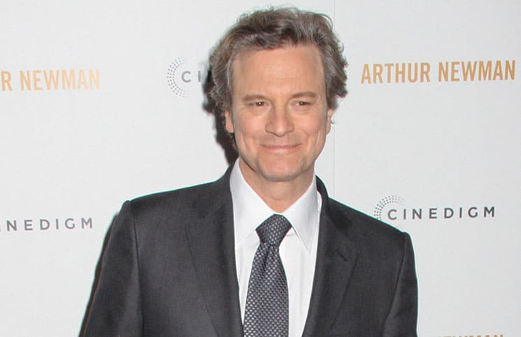 "Colin Firth - ""Arthur Newman"" Los Angeles Premiere"