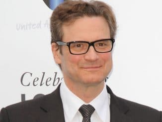 Colin Firth - One For The Boys Charity Ball: Arrivals