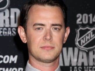 Colin Hanks - 2014 NHL Awards in Las Vegas