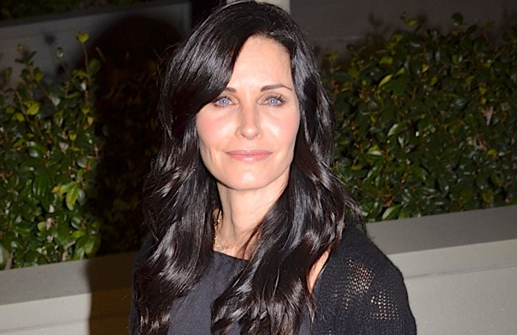 Courteney Cox - 2nd Annual An Evening of Environmental Excellence Gala