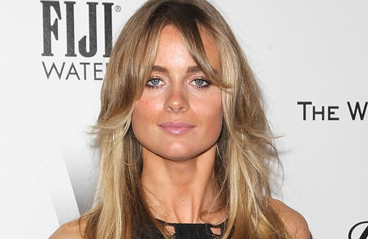 Cressida Bonas - The Weinstein Company and Netflix 2015