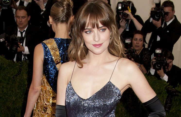 "Dakota Johnson - ""Charles James: Beyond Fashion"" Costume Institute Gala - Arrivals"
