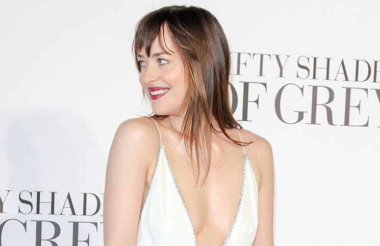 "Dakota Johnson - ""Fifty Shades of Grey"" UK Premiere"