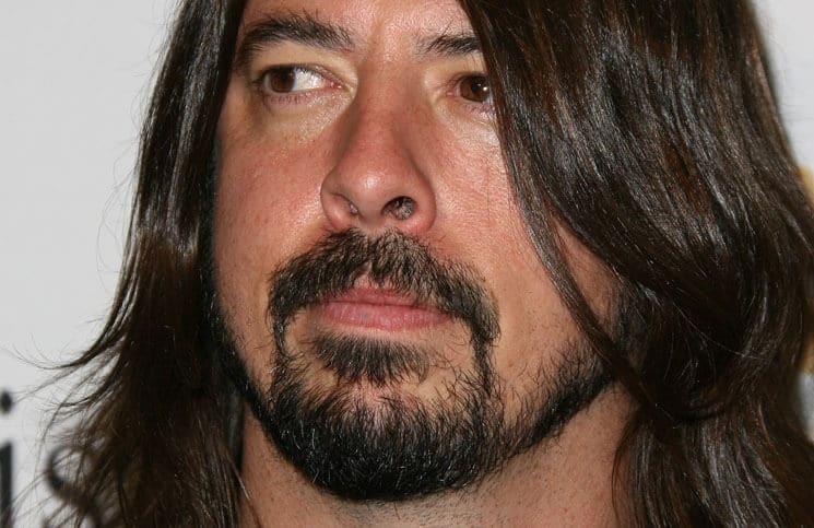Dave Grohl - 2011 Pre-GRAMMY Gala & Salute