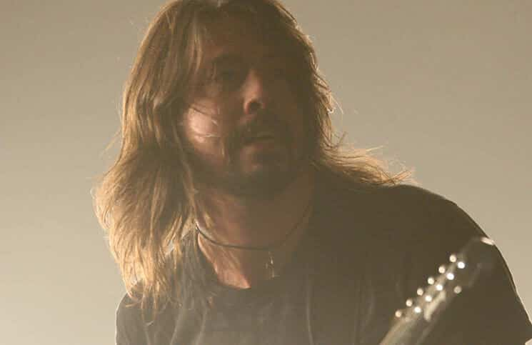Dave Grohl und die Foo Fighters bei den Shockwaves NME Awards 2011