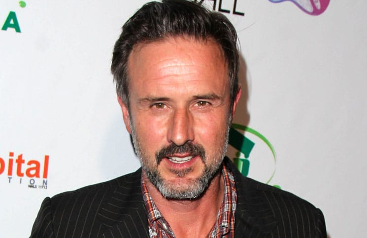 David Arquette - 2014 Imagine Ball LA