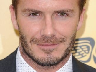 David Beckham - Breitling Flagship Boutique Launch Party