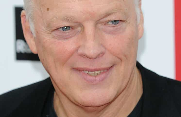 David Gilmour - 2008 Q Awards