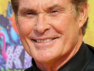 David Hasselhoff - Nickelodeon's 27th Annual Kids' Choice Awards