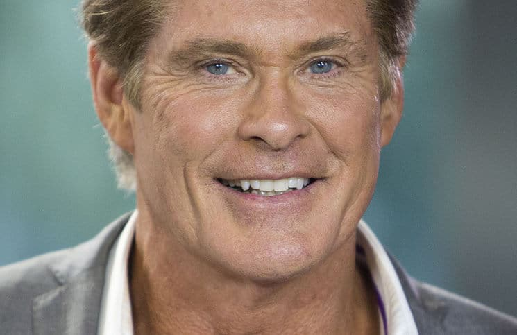 "David Hasselhoff: ""Sharknado 3"" wird trashig - TV News"